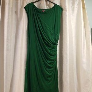 Vince Camuto dress - green sz L
